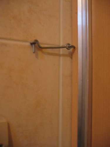 Guide accessible pour personnes handicap es hebergement touristique la k bane - Porte coulissante fermeture ...