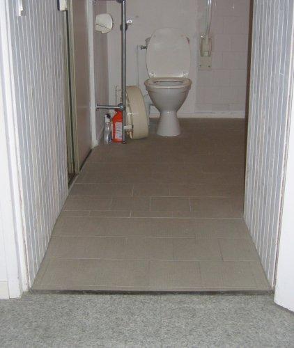 Guide accessible pour personnes handicap es hebergement for Fumer dans la salle de bain